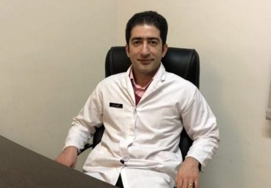 دکتر امین خرازیها